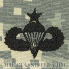 空挺章 (シニア)(Parachutist Badge, Senior, Senior)[UCP(ACU)/パッチ]の画像