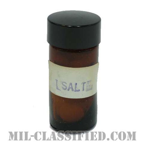 米軍 ソルトタブレット(塩の錠剤)の画像