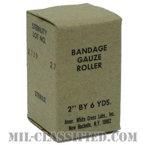 米軍 バンデージ ガーゼロール(包帯) 1973年ロットの画像