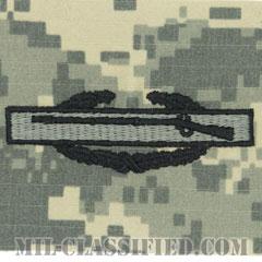 戦闘歩兵章 (ファースト)(Combat Infantryman Badge (CIB), First Award)[UCP(ACU)/パッチ]の画像