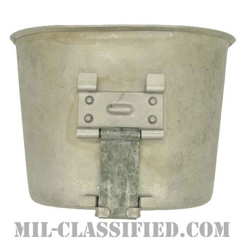米軍 バーハンドル キャンティーンカップ ステンレス製 1945年ロット [中古1点物]の画像