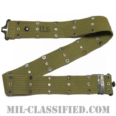 米軍 M1936/M36 カーキ ピストルベルト [中古1点物]の画像