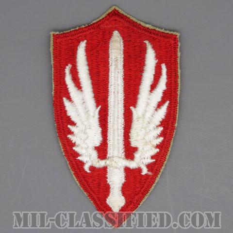 空軍特殊部隊(Special Category Army With Air Force (SCARWAF))[カラー/カットエッジ/パッチ/1点物]の画像
