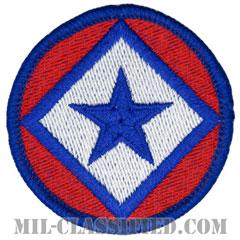 第122予備コマンド(122nd Reserve Command)[カラー/メロウエッジ/パッチ]の画像