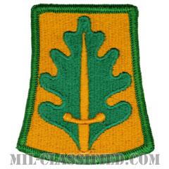 第800憲兵旅団(800th Military Police Brigade)[カラー/メロウエッジ/パッチ]の画像