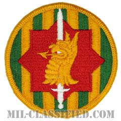 第89憲兵旅団(89th Military Police Brigade)[カラー/メロウエッジ/パッチ]の画像