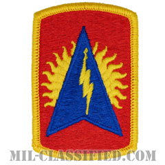 第164防空砲兵旅団(164th Air Defense Artillery Brigade)[カラー/メロウエッジ/パッチ]の画像