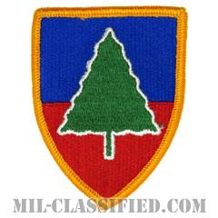 第91歩兵師団(91st Infantry Division)[カラー/メロウエッジ/パッチ]の画像