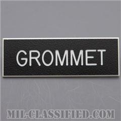 GROMMET [アメリカ陸軍用ネームプレート(名札)]の画像