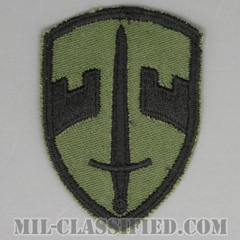 ベトナム軍事援助司令部(Militarly Assistance Command, Vietnam (MACV))[サブデュード/カットエッジ/パッチ/1点物]の画像