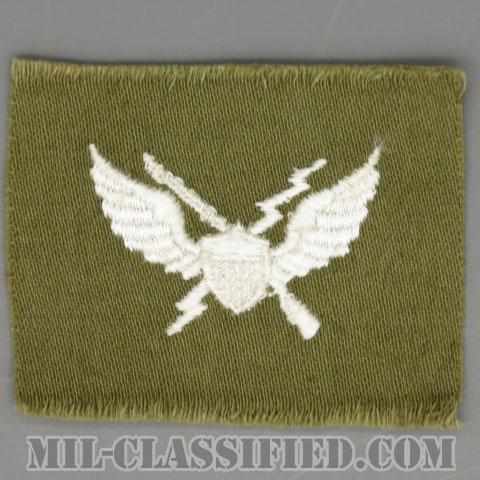 空中突撃章 (エアアサルト)(Air Assault Badge)[カラー/1964-1965/パッチ/1点物]の画像