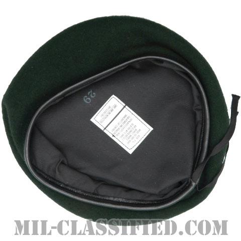 グリーンベレー(Green Wool Beret)[ベレー帽]の画像