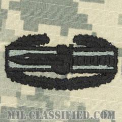 戦闘行動章(Combat Action Badge (CAB))[UCP(ACU)/パッチ]の画像