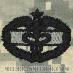 戦闘医療章 (セカンド)(Combat Medical Badge (CMB), Second Award)[UCP(ACU)/パッチ]の画像