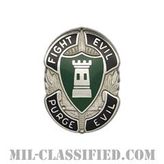 北欧連合軍(Allied Forces Northern Europe)[カラー/クレスト(Crest・DUI・DI)バッジ]の画像