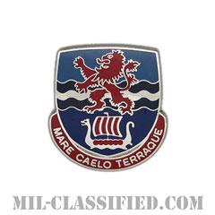 北西欧連合軍(Allied Forces Northwest Europe)[カラー/クレスト(Crest・DUI・DI)バッジ]の画像