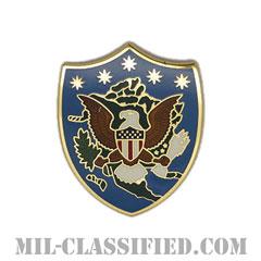 アメリカ北方軍(Northern Command)[カラー/クレスト(Crest・DUI・DI)バッジ]の画像
