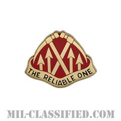 第192兵器大隊(192nd Ordnance Battalion)[カラー/クレスト(Crest・DUI・DI)バッジ]の画像