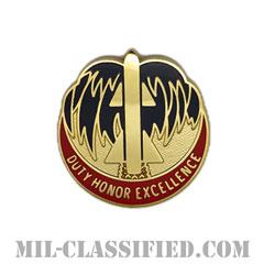 第263防空ミサイル防衛コマンド(263rd Air & Missile Defense Command)[カラー/クレスト(Crest・DUI・DI)バッジ]の画像