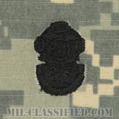 潜水員章 (2級)(Diver Badge, Second Class)[UCP(ACU)/パッチ]の画像