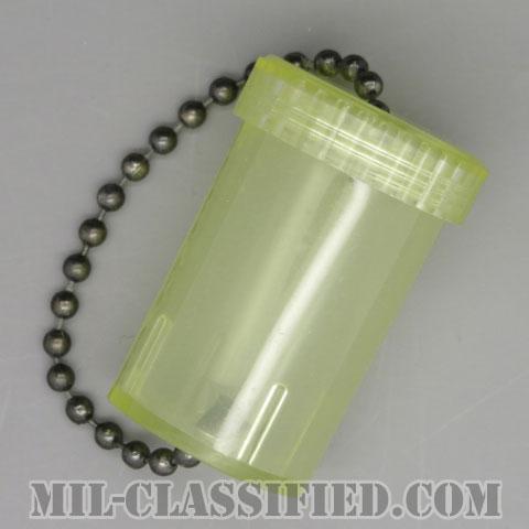 米軍 イヤープラグ(耳栓)ケースの画像