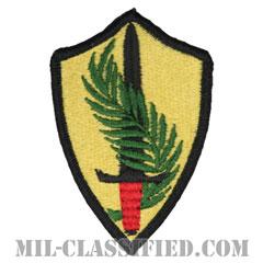 アメリカ中央軍(U.S. Central Command (CENTCOM))[カラー/メロウエッジ/パッチ]の画像