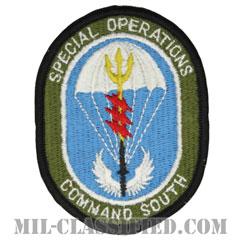 南部特殊作戦軍(Special Operations Command, South)[カラー/メロウエッジ/パッチ]の画像