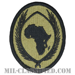 アフリカ軍(Africa Command)[OCP/メロウエッジ/ベルクロ付パッチ]の画像