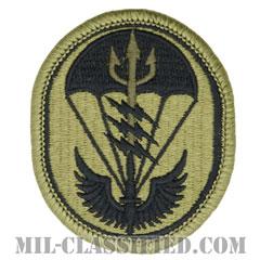 南部特殊作戦軍(Special Operations Command, South)[OCP/メロウエッジ/ベルクロ付パッチ]の画像