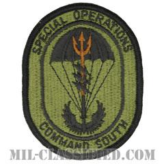 南部特殊作戦軍(Special Operations Command, South)[サブデュード/メロウエッジ/パッチ]の画像