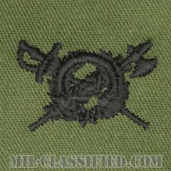 監察科章(Inspector General)[サブデュード/兵科章/パッチ/ペア(2枚1組)]の画像