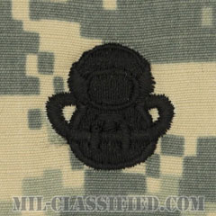 スキューバ員章(Diver Badge, Scuba)[UCP(ACU)/パッチ]の画像