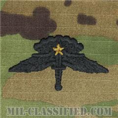戦闘自由降下章 (ベーシック) 降下1回(Combat Military Freefall Parachutist, HALO, Basic, One Jump)[OCP/パッチ]の画像