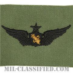 宇宙飛行士章 (シニア)(Army Astronaut Pilot Badge, Senior)[サブデュード/パッチ]の画像