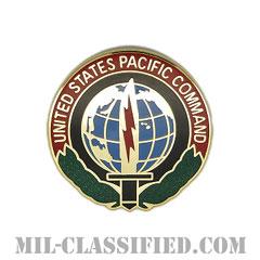 太平洋軍(Pacific Command)[カラー/クレスト(Crest・DUI・DI)バッジ]の画像