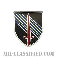 第5治安部隊支援旅団(5th Security Force Assistance Brigade)[カラー/クレスト(Crest・DUI・DI)バッジ]の画像