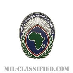 アフリカ軍(Africa Command)[カラー/クレスト(Crest・DUI・DI)バッジ]の画像