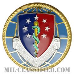 防衛保健機関(Defense Health Agency)[カラー/鏡面仕上げ/バッジ]の画像