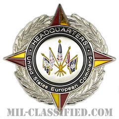 欧州コマンド(European Command)[カラー/鏡面仕上げ/バッジ]の画像