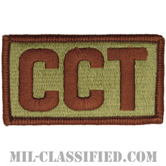 CCT(戦闘航空管制チーム)(Combat Controller Team)[OCP/メロウエッジ/ベルクロ付パッチ]の画像