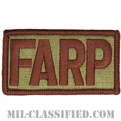 FARP(前方展開武装・燃料補給設備)(Forward Arming Refueling Point)[OCP/メロウエッジ/ベルクロ付パッチ]の画像