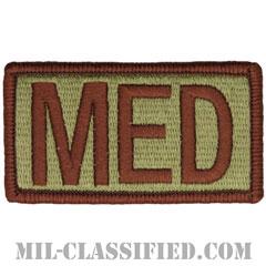 MED(衛生兵)(Medical)[OCP/メロウエッジ/ベルクロ付パッチ]の画像