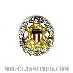 アメリカ統合参謀本部(Joint Chiefs of Staff) [ラペルボタン(ラペルピン)/鏡面仕上げ/バッジ(クラッチバック)]の画像