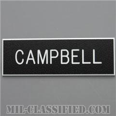 CAMPBELL [アメリカ陸軍用ネームプレート(名札)]の画像