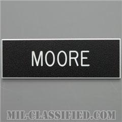 MOORE [アメリカ陸軍用ネームプレート(名札)]の画像
