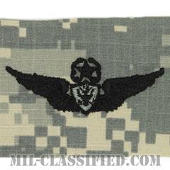航空機搭乗員章 (マスター・エアクルー)(Army Aviation Badge (Aircrew), Master)[UCP(ACU)/パッチ]の画像