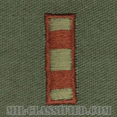 准尉 (CWO-2)(Chief Warrant Officer 2)[サブデュード/海軍階級章/生地テープパッチ/ペア(2枚1組)]の画像