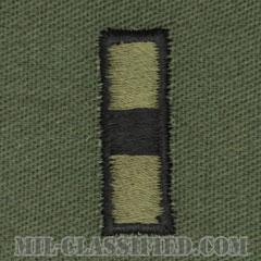 准尉 (CWO-3)(Chief Warrant Officer 3)[サブデュード/海軍階級章/生地テープパッチ/ペア(2枚1組)]の画像
