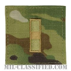 准尉 (WO-1)(Warrant Officer 1)[OCP/海軍階級章/ベルクロ付パッチ]の画像