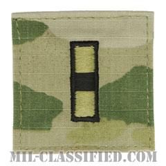 准尉 (CWO-3)(Chief Warrant Officer 3)[OCP/海軍階級章/ベルクロ付パッチ]の画像
